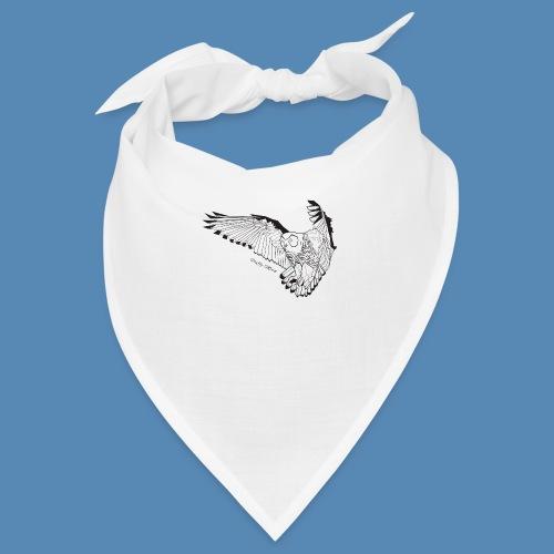 Chouette origami - Bandana
