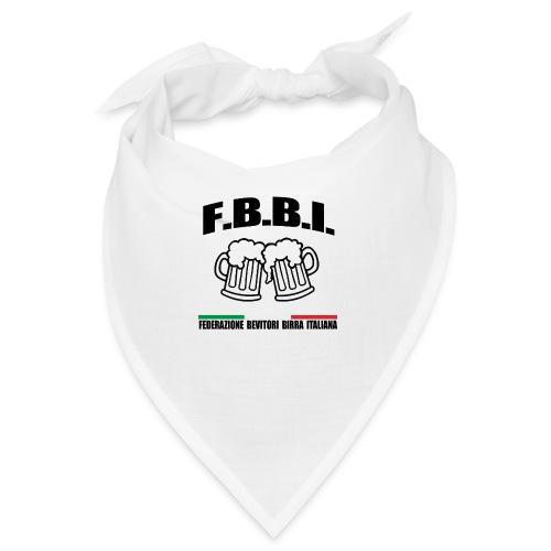 FBBI LOGO NERO - Bandana
