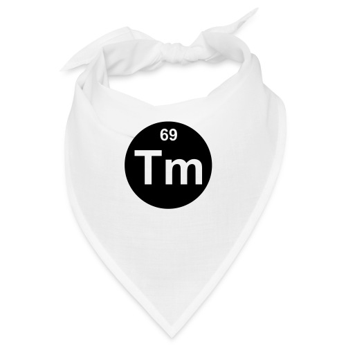 Thulium (Tm) (element 69) - Bandana
