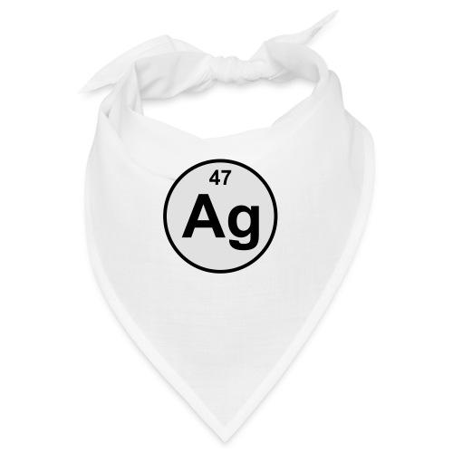 Argentum (Ag) (element 47) - Bandana