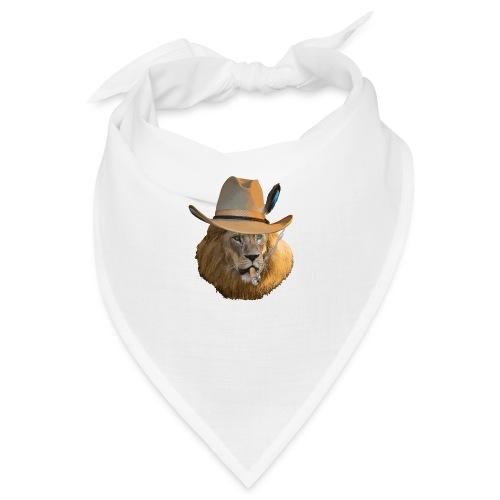 Löwe auf Safari - Bandana