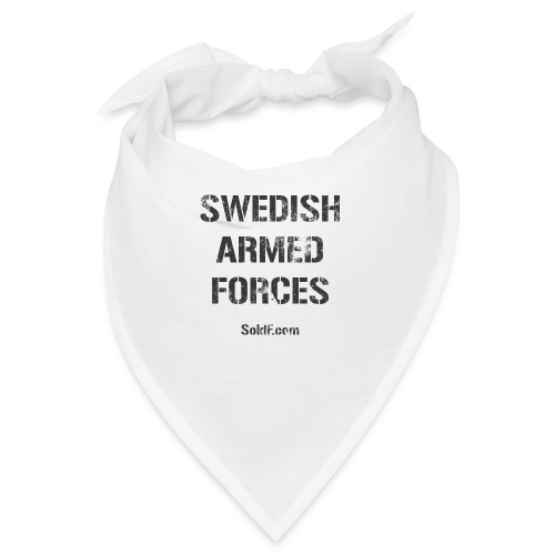 Swedish Armed Forces - Snusnäsduk
