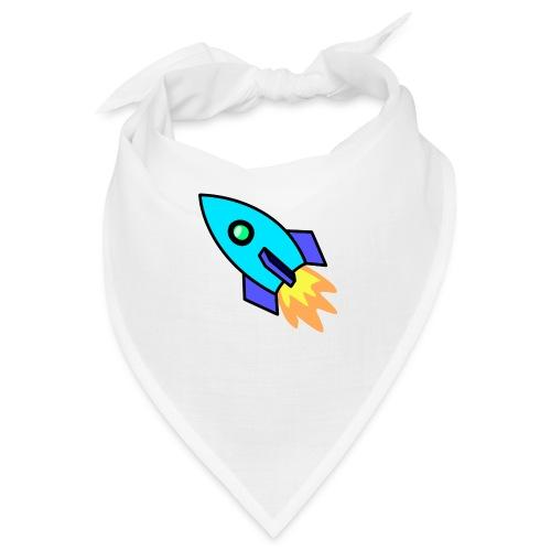 Blue rocket - Bandana
