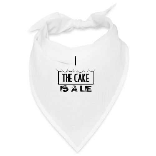Der Kuchen ist eine Lüge - Bandana