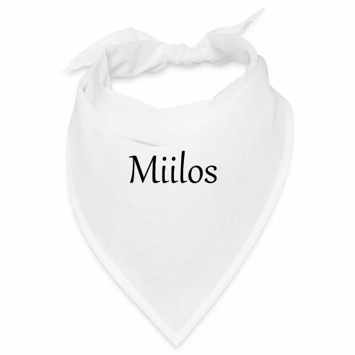 Miilos - Bandana