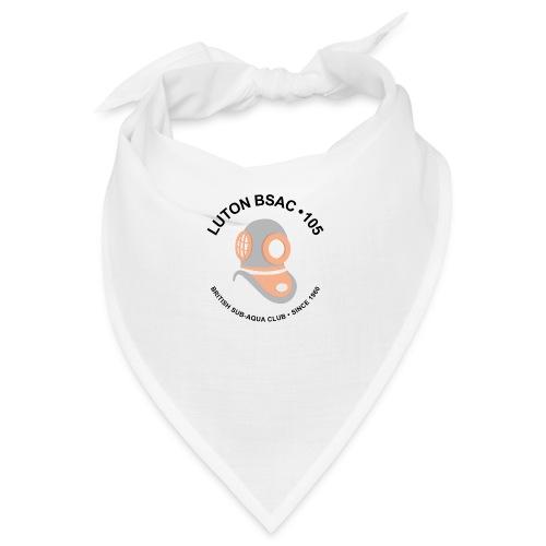 Luton BSAC Logo (Black Text) - Bandana