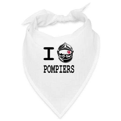 i_love_pompier_5 - Bandana