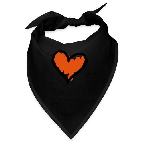 Heart Symbol Pixellamb - Bandana