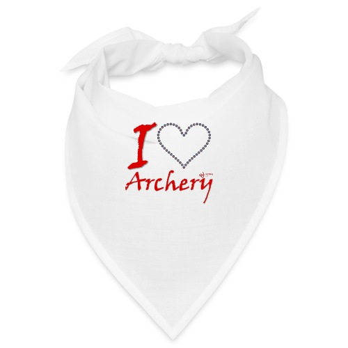 Archery Love - Bandana
