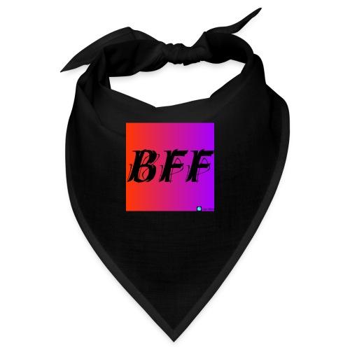 BFF NEW RAINBOW - Snusnäsduk