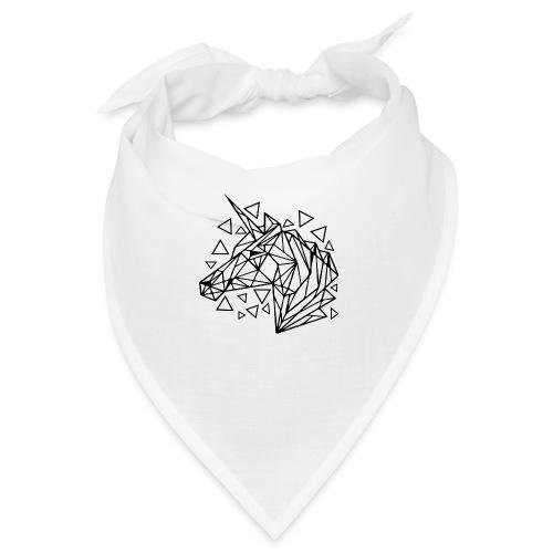 unicornio minimalista - Bandana