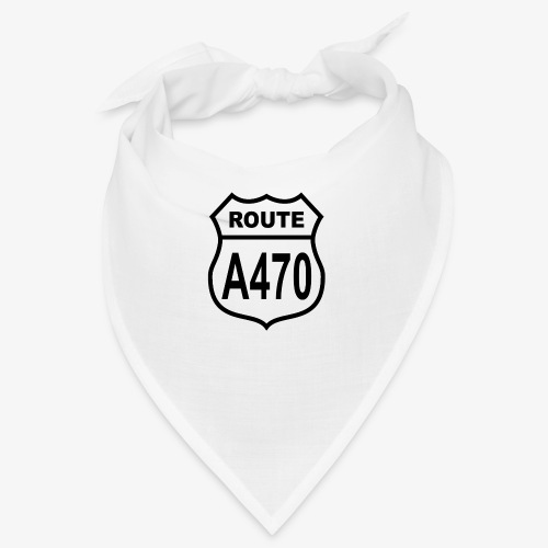 Route A470 - Bandana