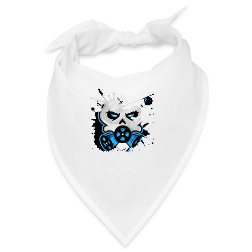 HZ GasHead Logo splash - Bandana
