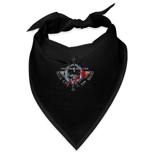 Blood Skull Logo - Snusnäsduk