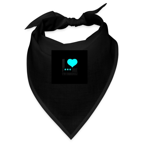 I Love FMIF Badge - Bandana