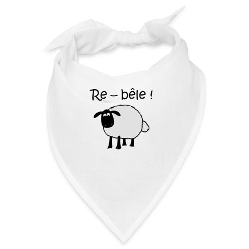 mouton-re-bele - Bandana