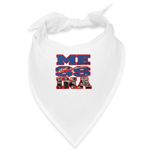 MESSINA RED - Bandana