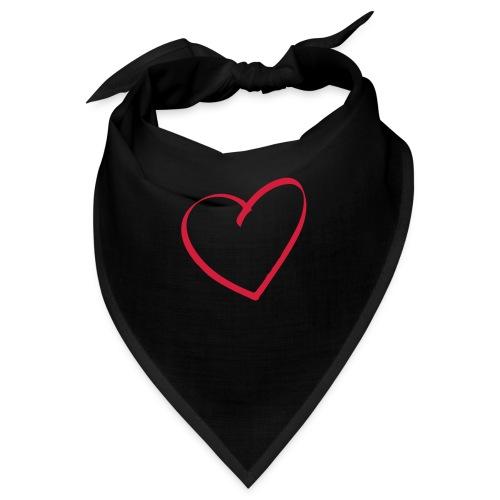 Heart - Bandana