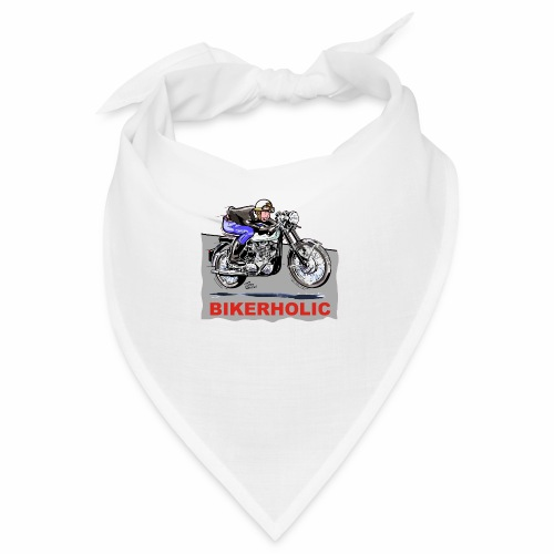 bikerholic - Bandana