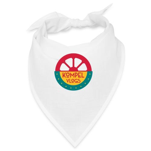 Kompel Vlogs Logo - Bandana