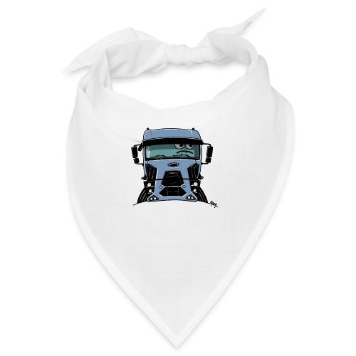 0812 F truck blue - Bandana