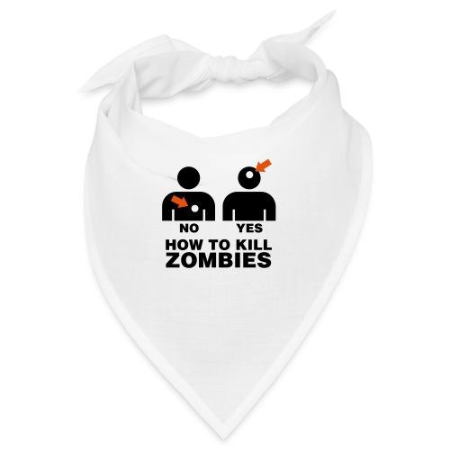 How to kill Zombies - Snusnäsduk