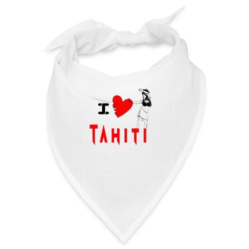 3 I LOVE TAHITI - Bandana