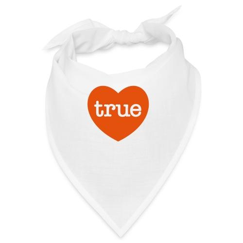 TRUE LOVE Heart - Bandana