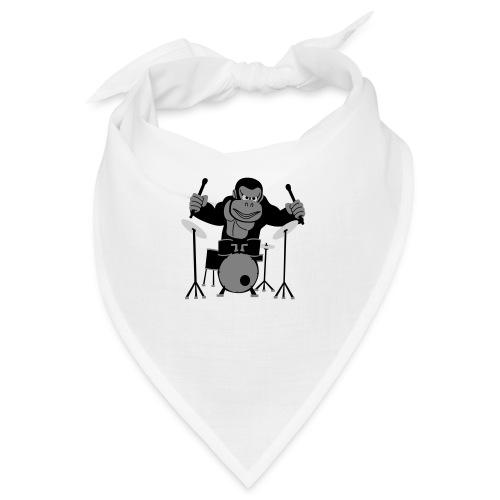 Drumming Gorilla - Bandana