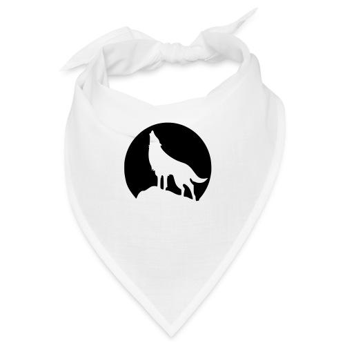 Wolf - Mond - Bandana