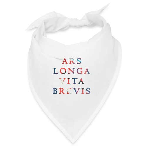Ars Longa Vita Brevis 20.1 - Bandana