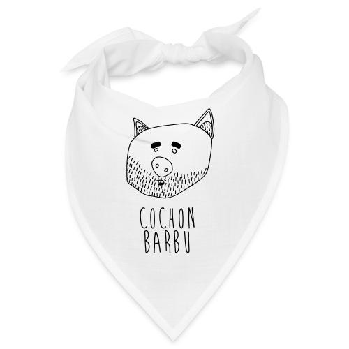 Cochon barbu - Bandana