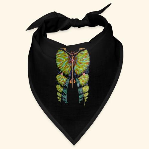 Fibonacci butterfly - Bandana
