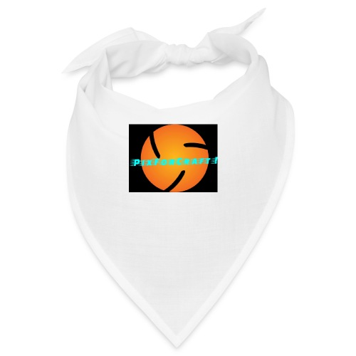 LOGO PixForCraft (Le logo de Juin 2017) - Bandana