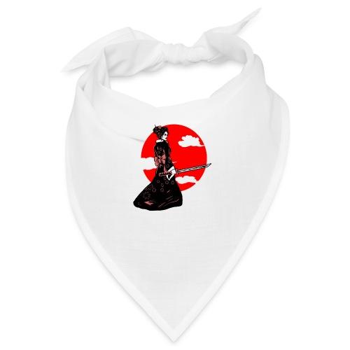geisha tshirt - Bandana