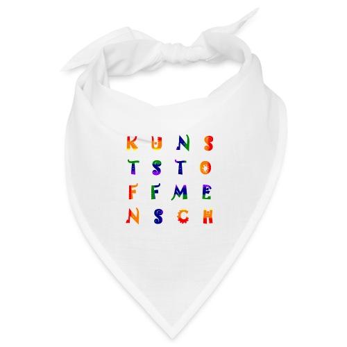 KunstStoffMensch #6 - Rainbow Edition - Bandana