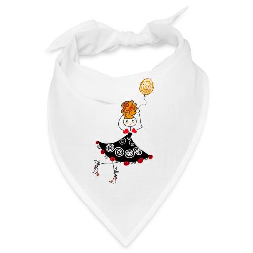 Ballerina con palloncino - Bandana