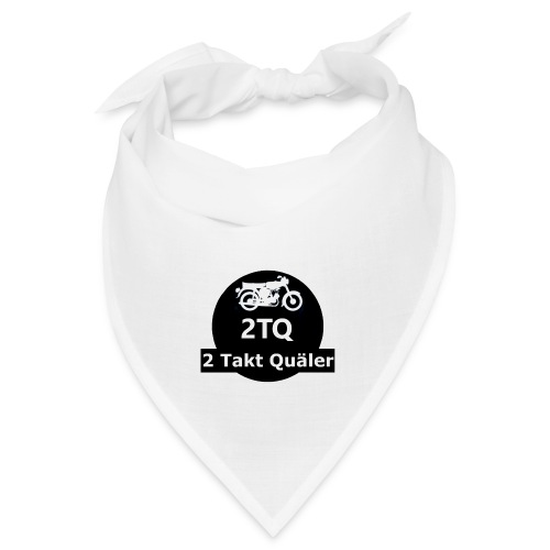 2 Takt Quäler Logo - Bandana