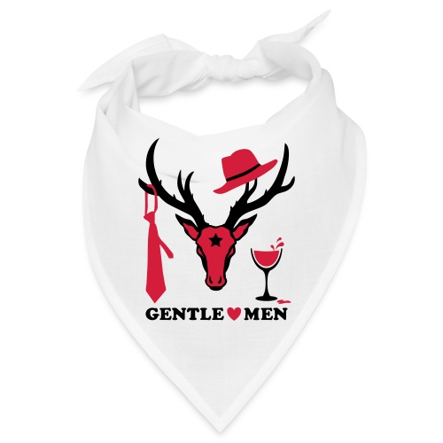 Hirsch / Deer the Gentlemen 2c Party - Bandana