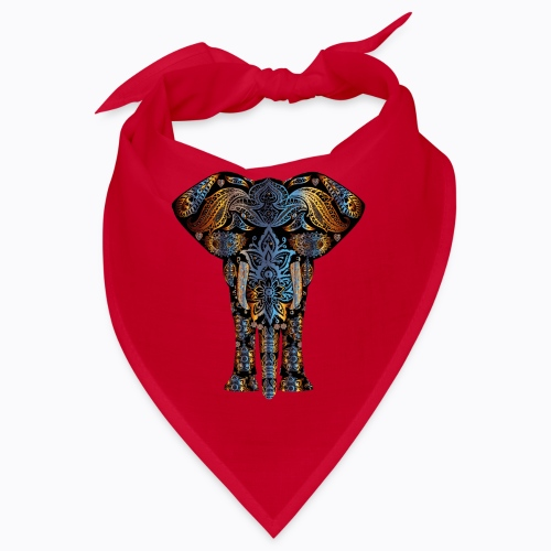 decorative elephant - Bandana