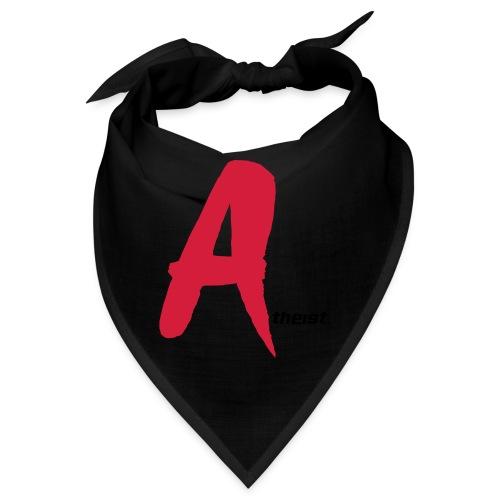 Big Red A Atheism Logo - Bandana