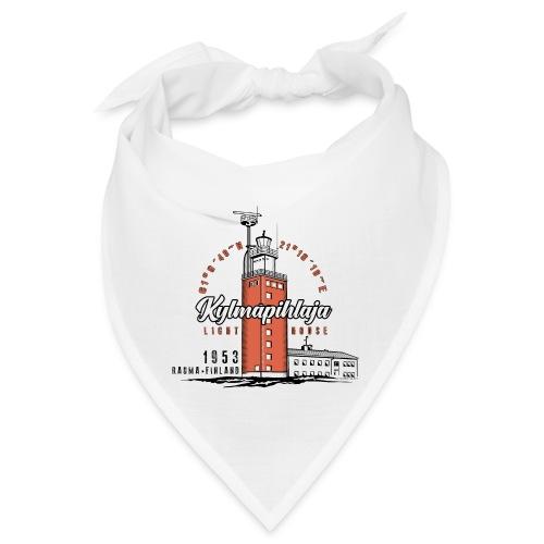 Finnish Lighthouse KYLMÄPIHLAJA Textiles, and Gift - Bandana
