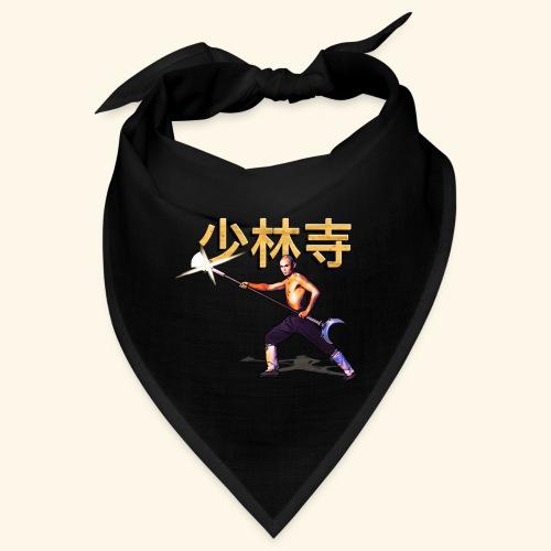 Gordon Liu as San Te - Warrior Monk - Bandana
