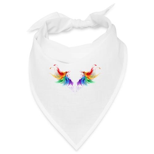 Ailes d'Archanges aux belles couleurs vives - Bandana