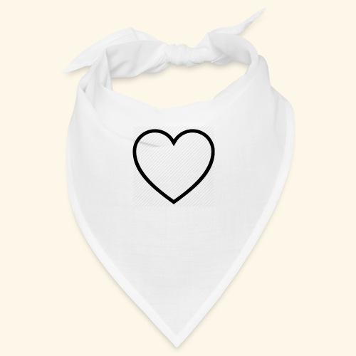 heart 512 - Bandana