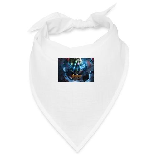 infinity war taped t shirt and others - Bandana