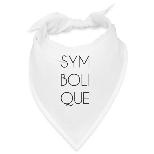 Symbolique - Bandana