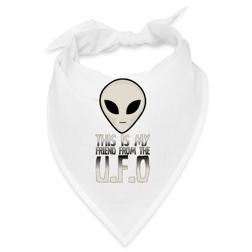 My Friend From The UFO - Bandana