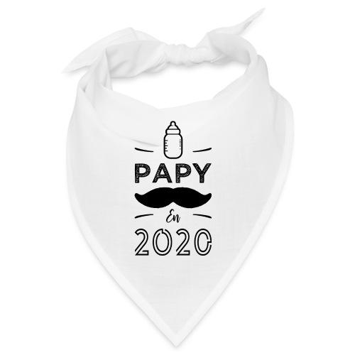 Papy en 2020 - Bandana