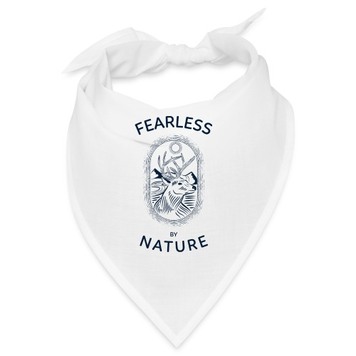 fearless by nature - Bandana